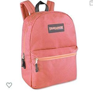 NWT Peach Backpack